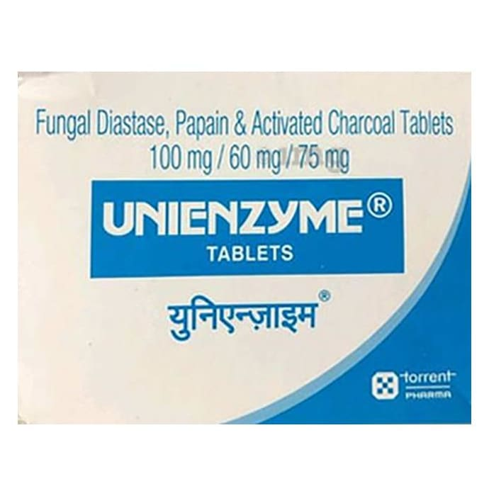 Unienzyme Mps Tablet