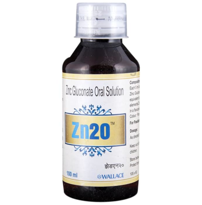 ZN 20 Oral Solution