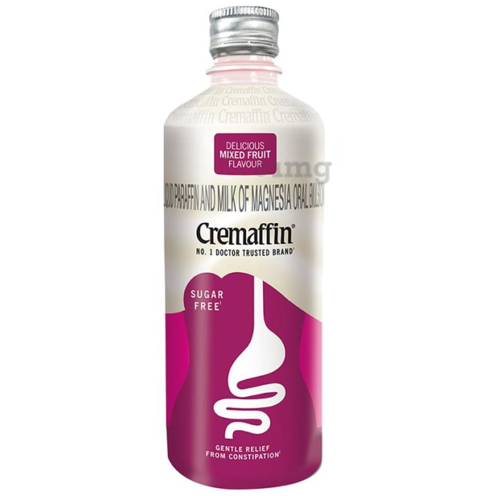 Cremaffin Constipation Relief Syrup Mixed Fruit