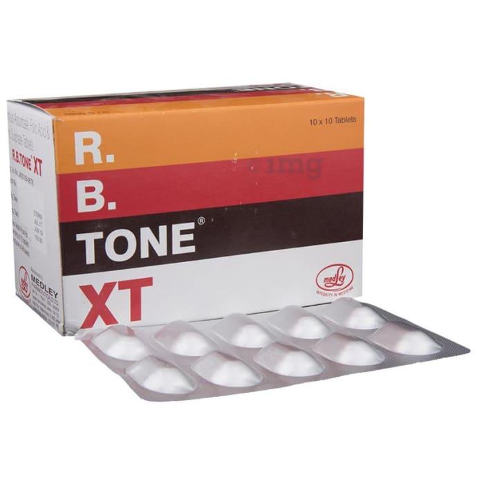 R.B Tone XT Tablet