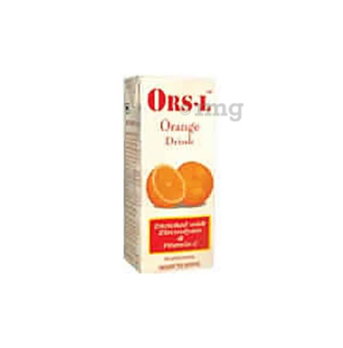 ORS -L Liquid Orange