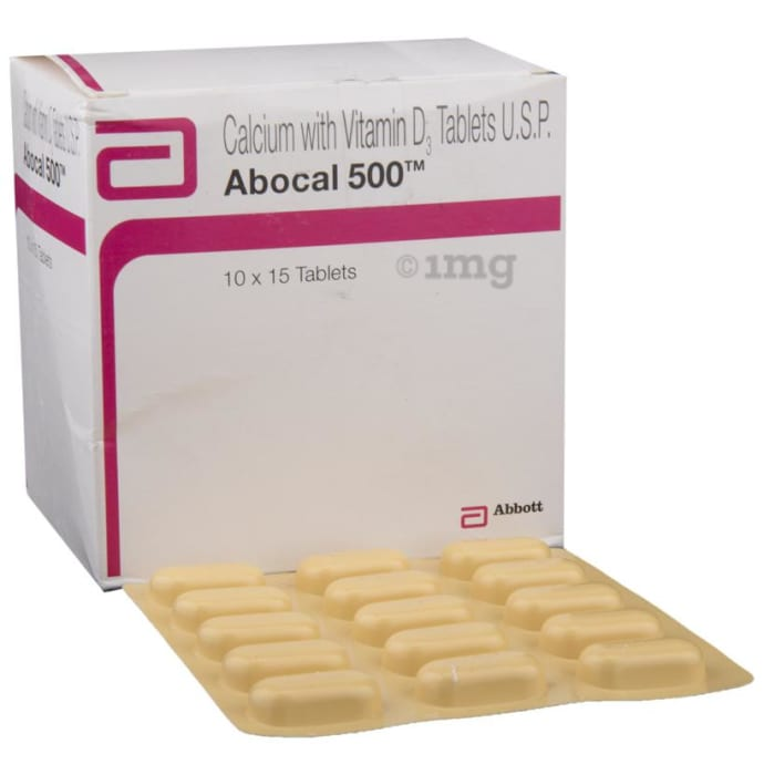 Abocal 500 Tablet