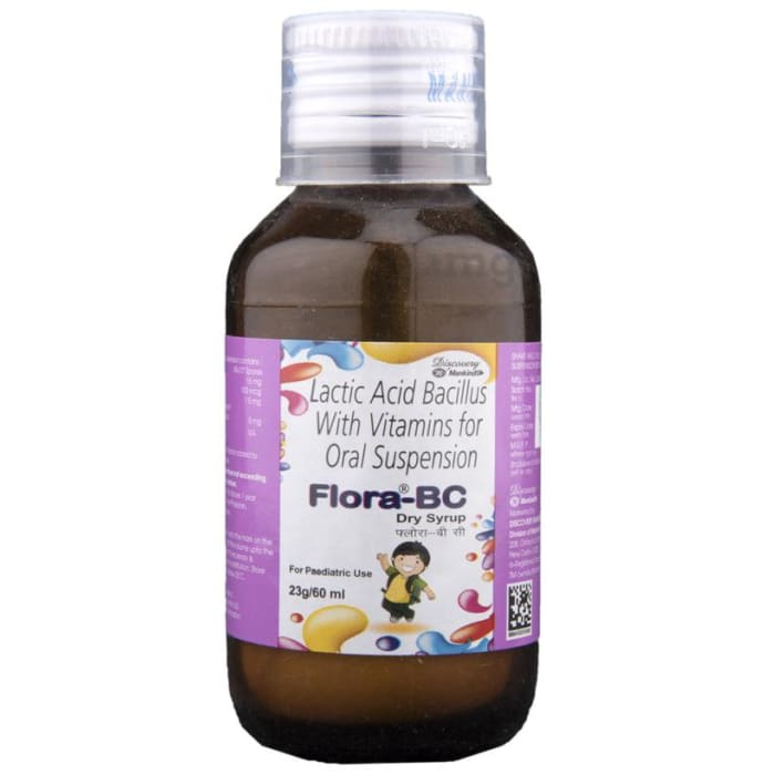 Flora-BC Dry Syrup