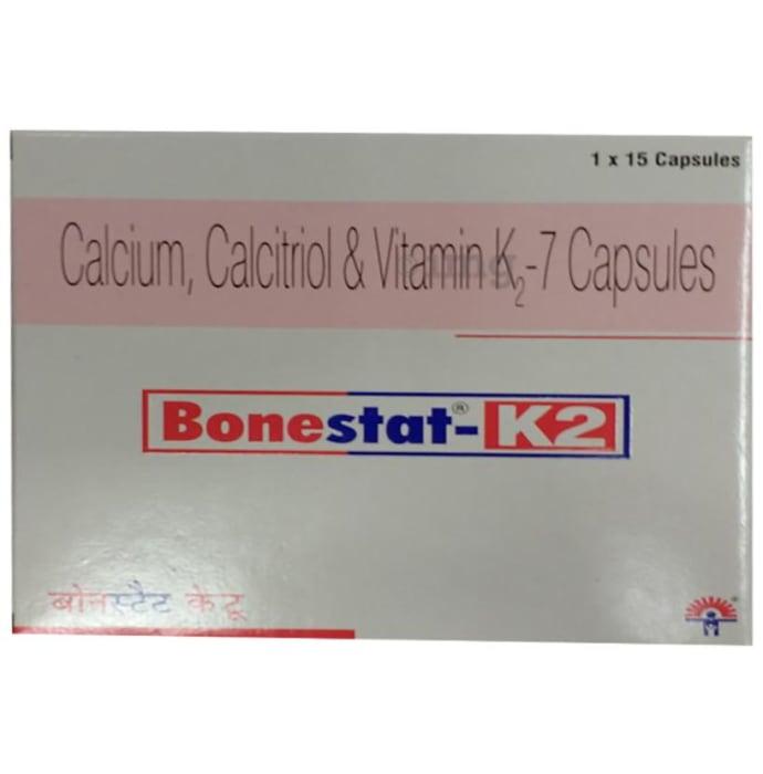 Bonestat-K2 Soft Gelatin Capsule