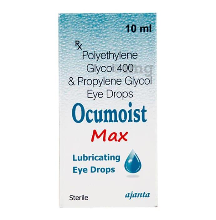 Ocumoist Max Eye Drop