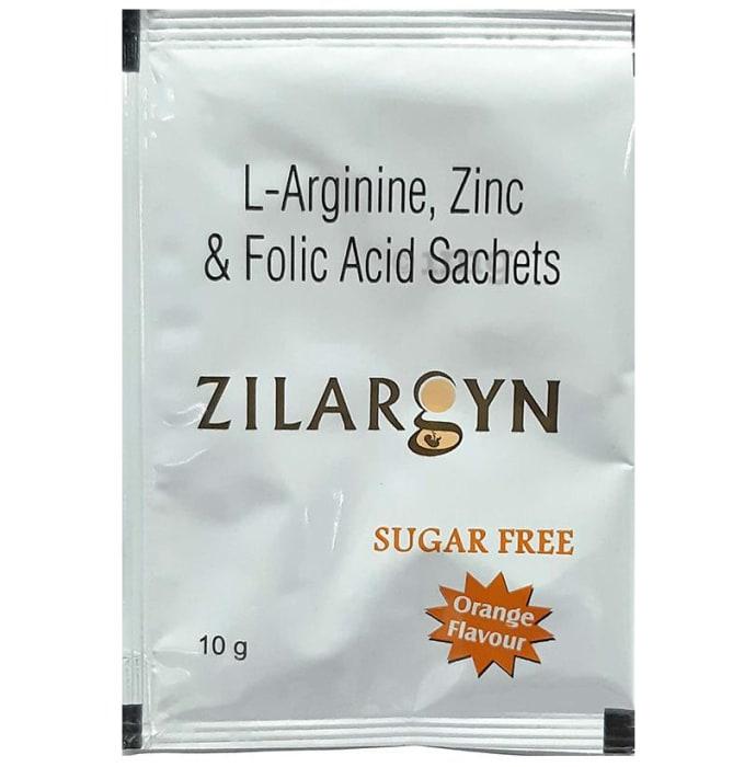 Zilargyn Sachet Orange