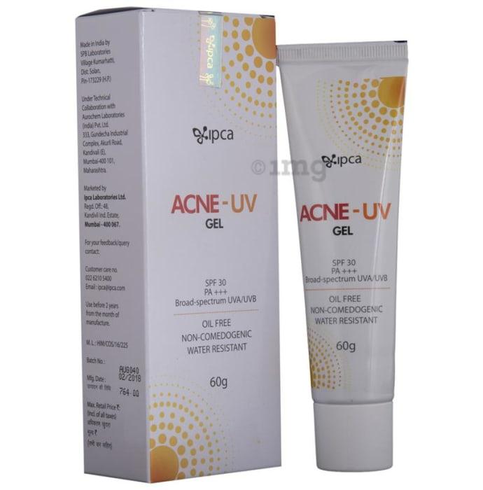 Acne-UV Gel SPF 30