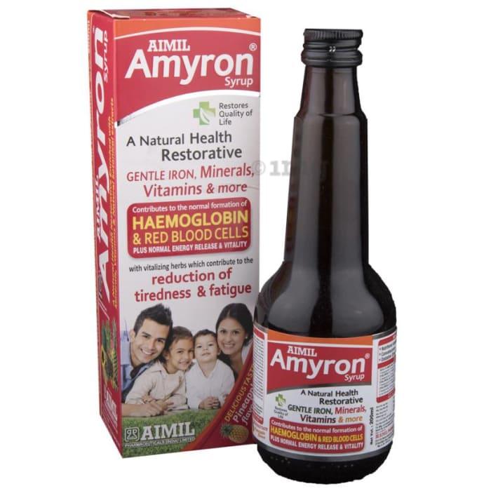 Aimil Amyron Syrup