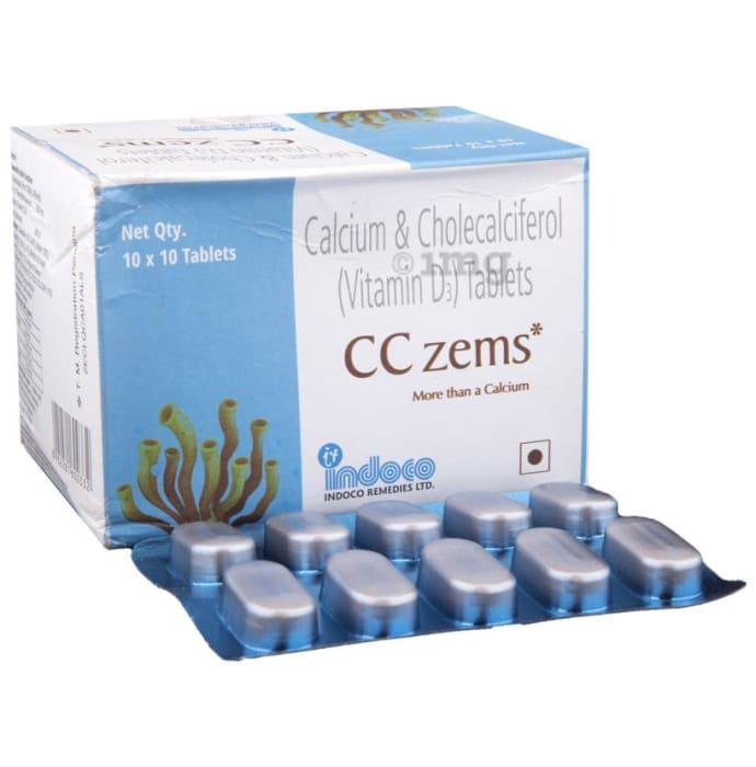 CC Zems Tablet