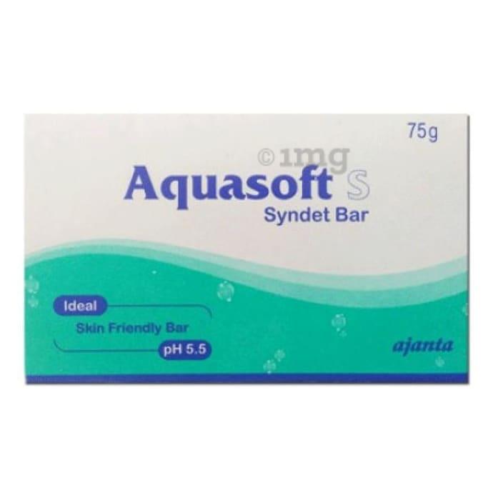 Aquasoft Syndet Soap