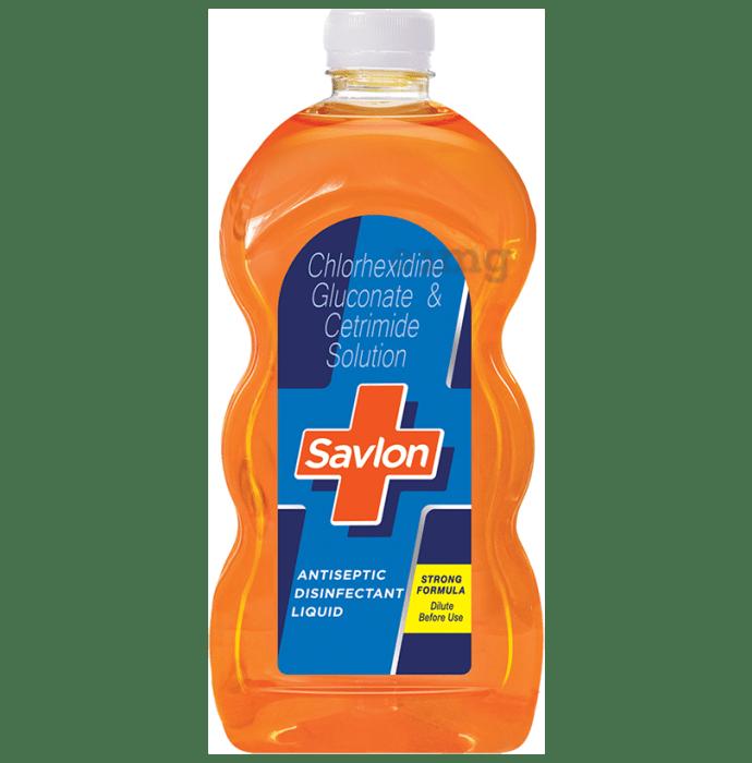 Savlon Antiseptic Disinfectant Liquid