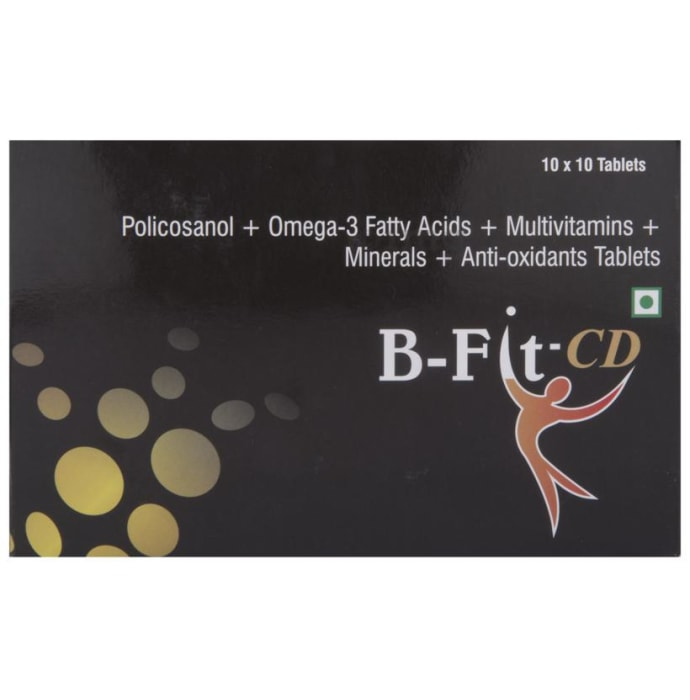 B-Fit-CD Tablet