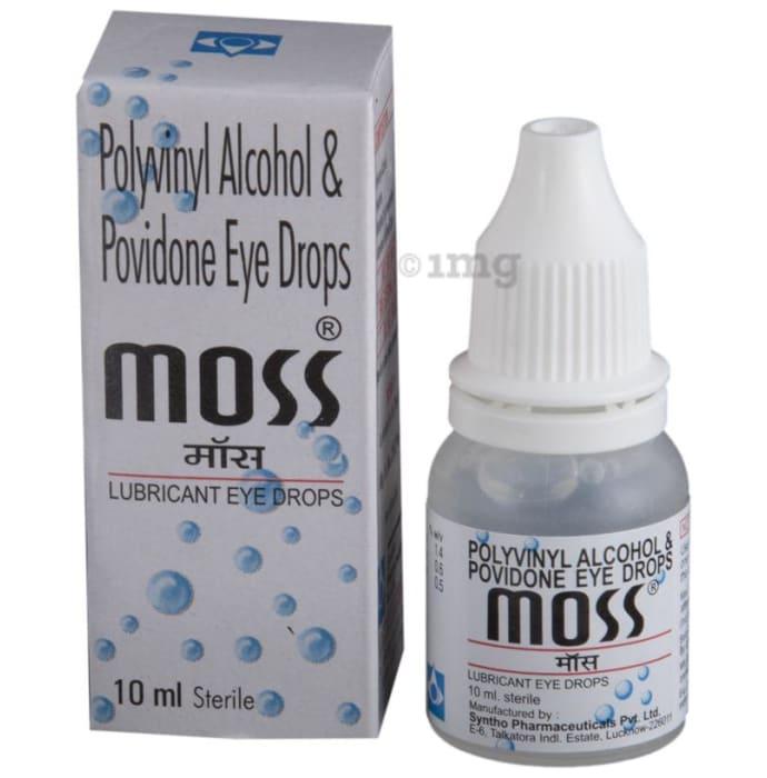 Moss Eye Drop