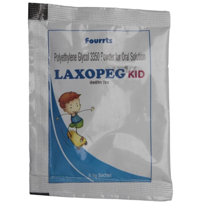 Laxopeg Kid Powder for Oral Solution