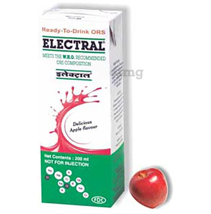 Electral Rtd Liquid Apple