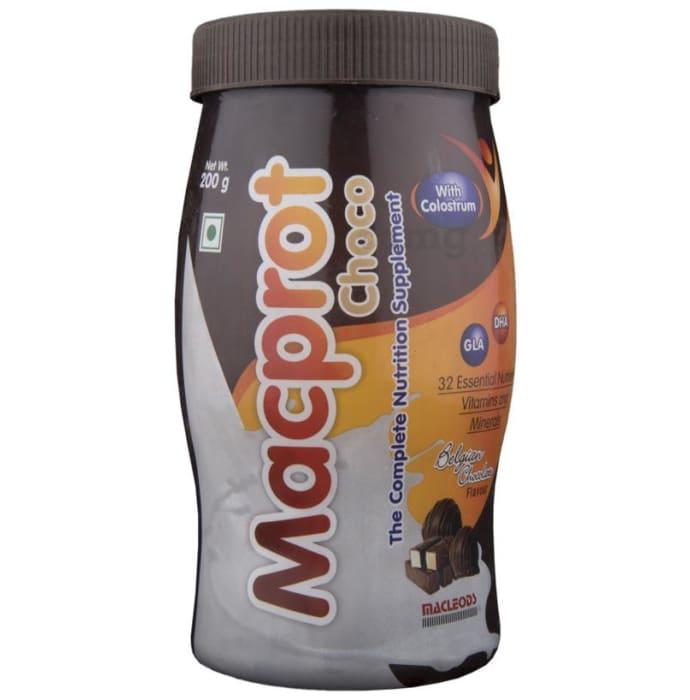 Macprot Powder Chocolate