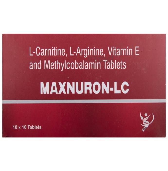 Maxnuron-LC Tablet