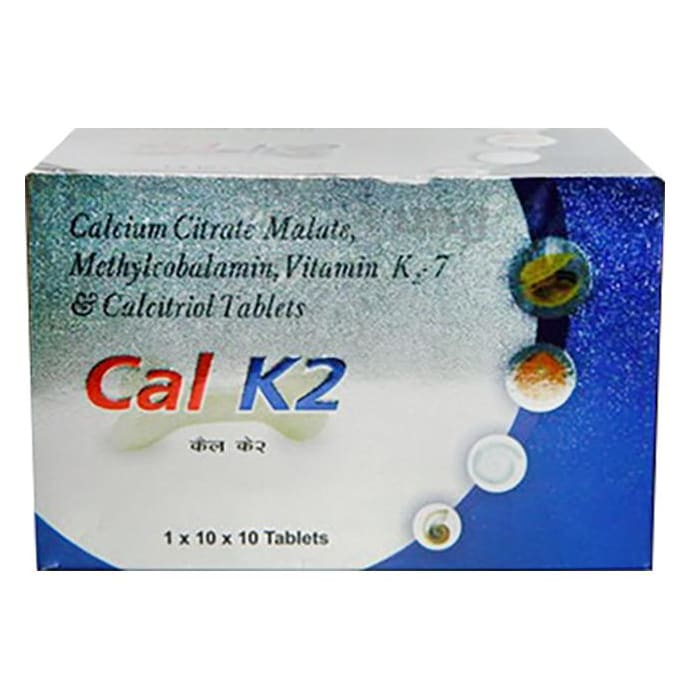 Cal K2 Tablet
