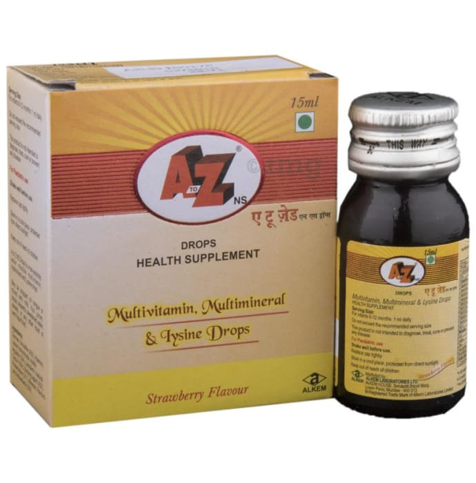 A to Z NS Oral Drops
