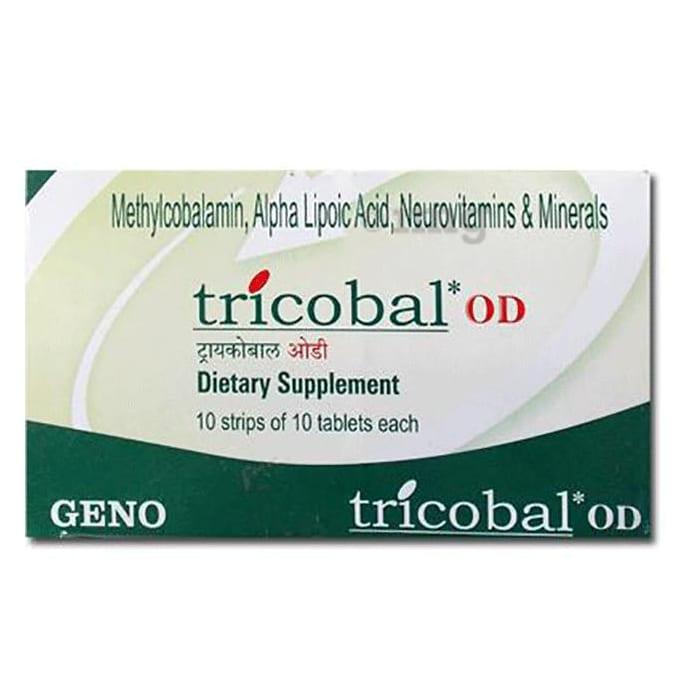 Tricobal OD Tablet