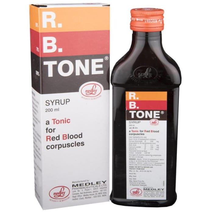 R.B Tone Syrup