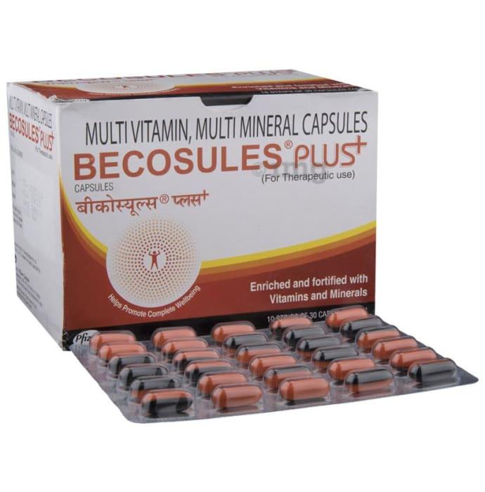 Becosules Plus Capsule