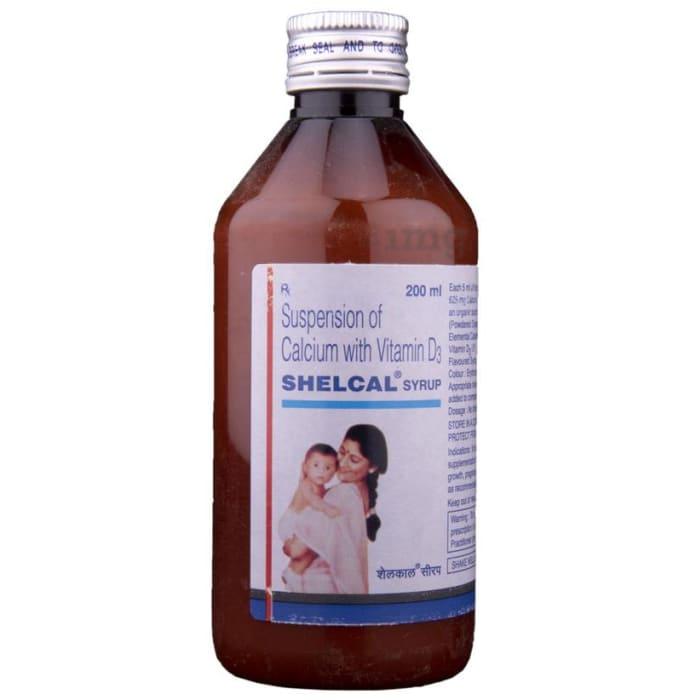 Shelcal Syrup