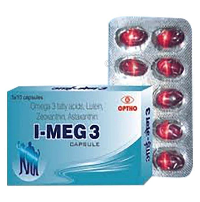 I-Meg 3 Softgel Capsule