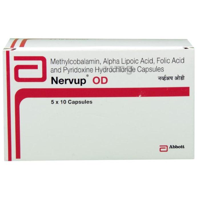 Nervup OD Soft Gelatin Capsule