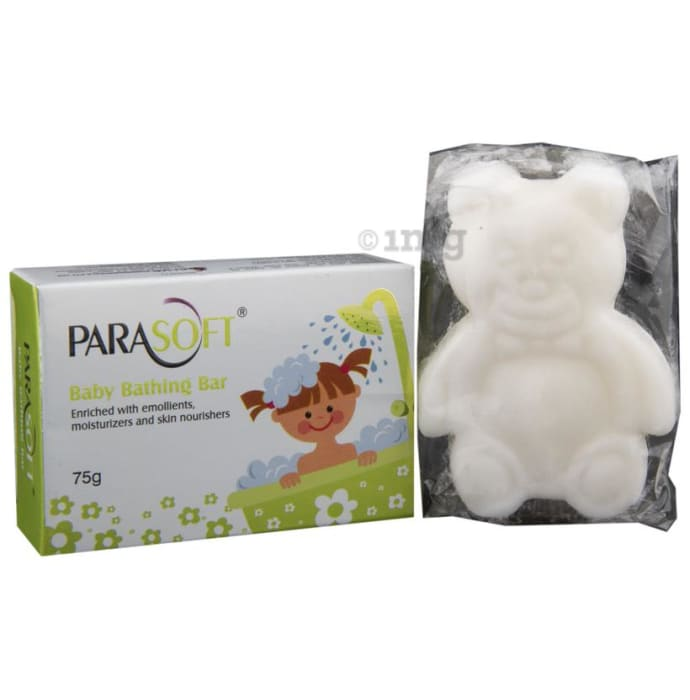 Parasoft Baby Bathing Bar