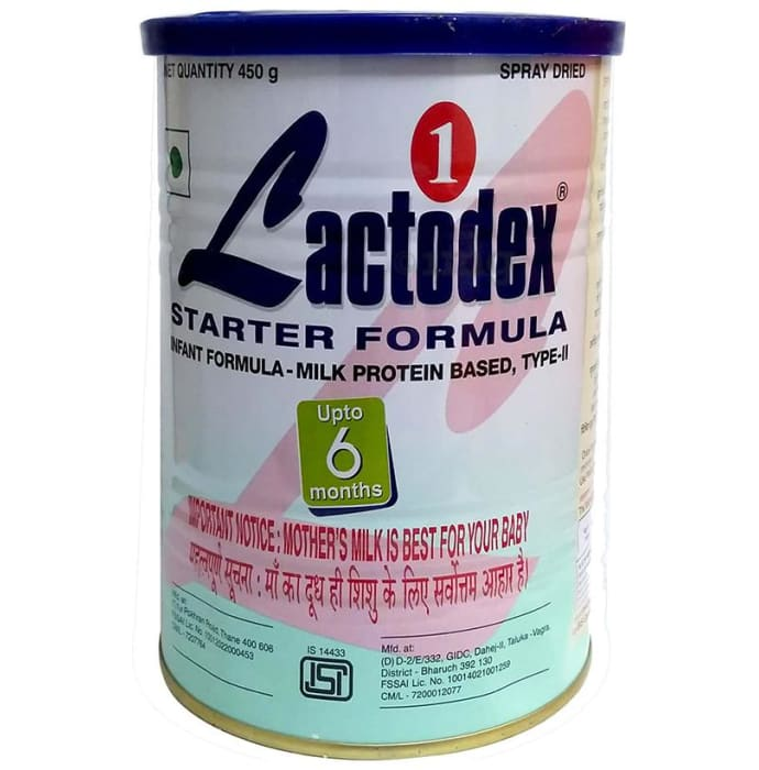 Lactodex 1 Starter Formula Powder