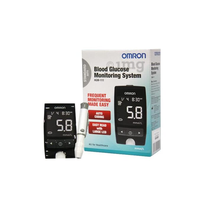 Omron Hgm-111 Glucometer