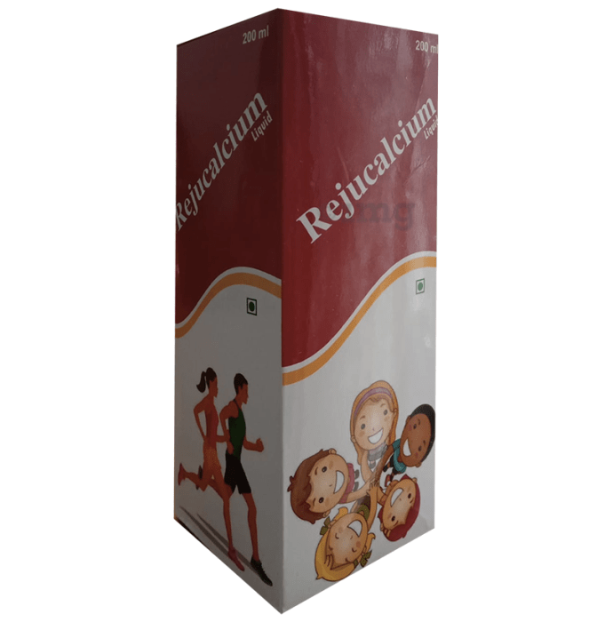 Rejucalcium Liquid