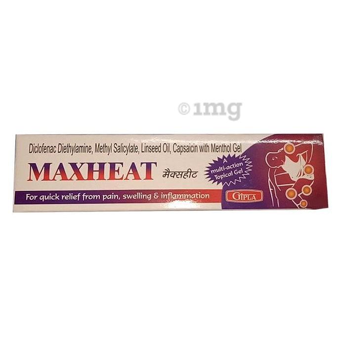 Maxheat Gel
