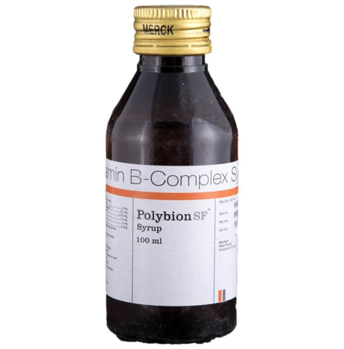 Polybion SF Syrup