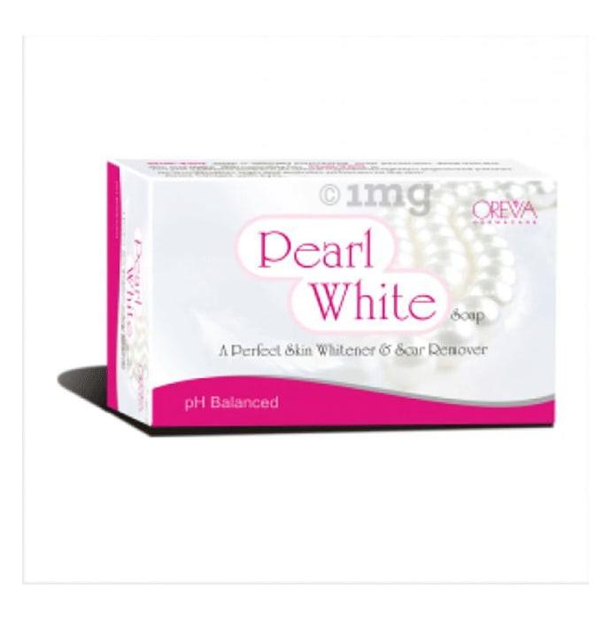 Pearlwhite Soap