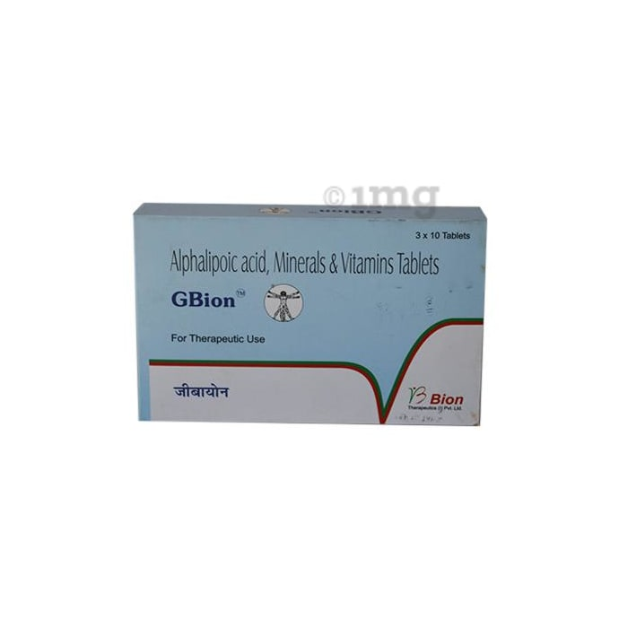Gbion Tablet