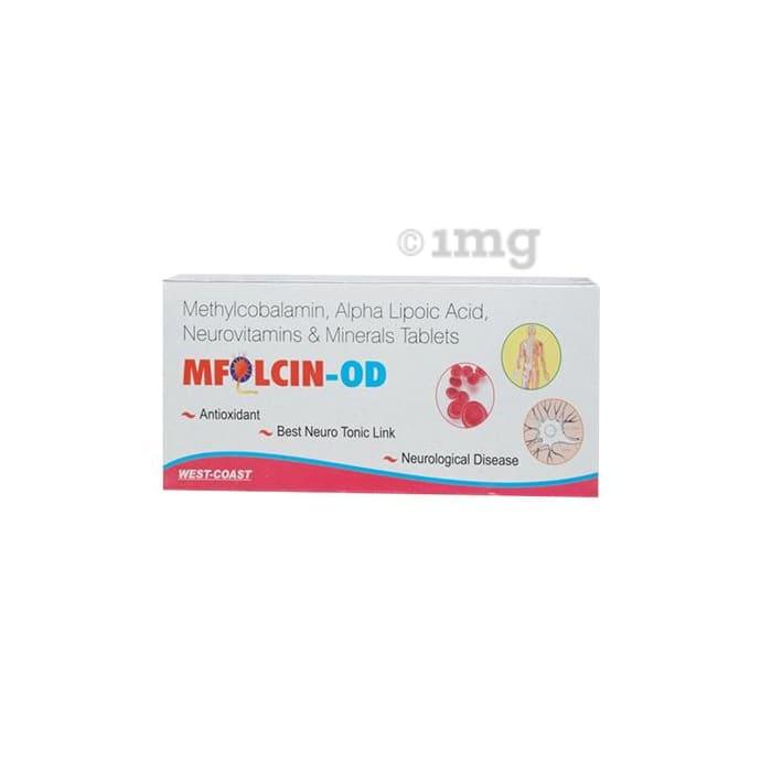 Mfolcin - OD Tablet