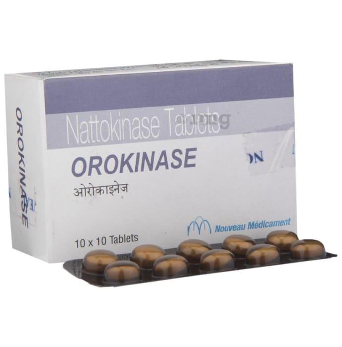 Orokinase Tablet