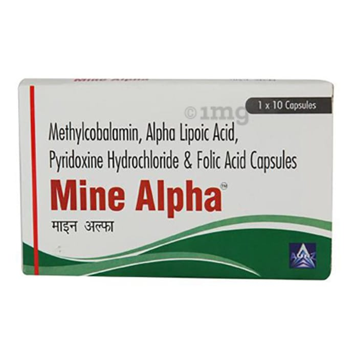 Mine Alpha Capsule