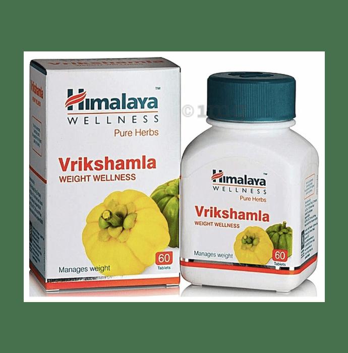 Himalaya Wellness Pure Herbs Vrikshamla Weight Wellness Tablet
