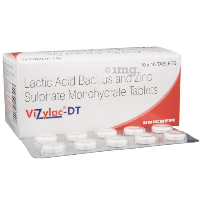 Vizylac -DT Tablet