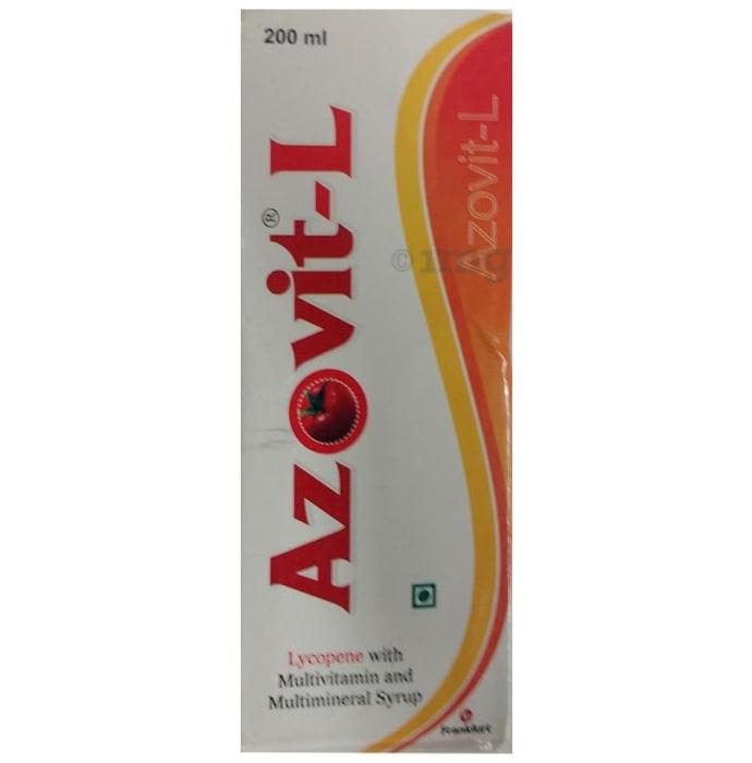 Azovit-L Syrup