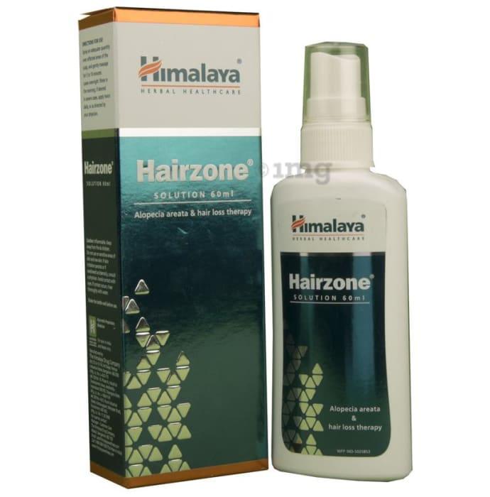 Himalaya Hairzone Solution