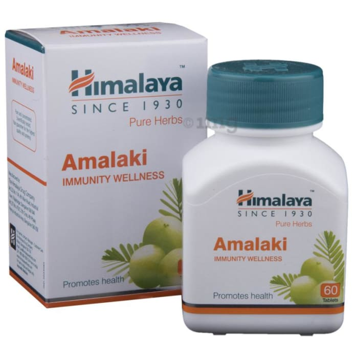 Himalaya Wellness Pure Herbs Amalaki Tablet