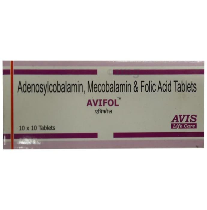 Avifol Tablet
