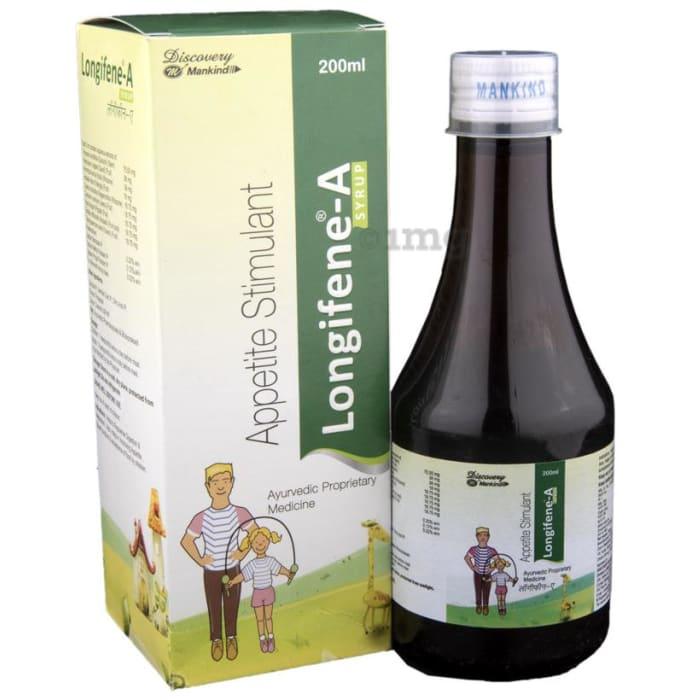 Longifene-A Syrup