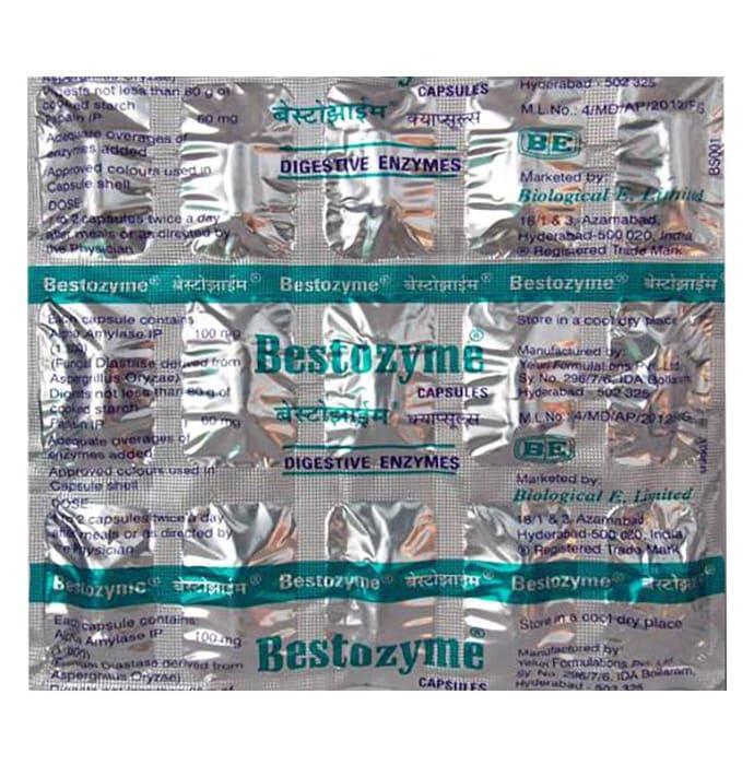 Bestozyme Capsule