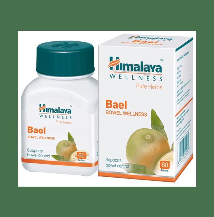 Himalaya Wellness Pure Herbs Bael Bowel Wellness Tablet