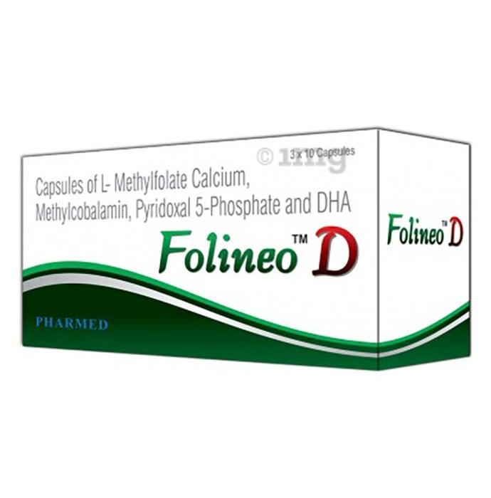 Folineo D Capsule